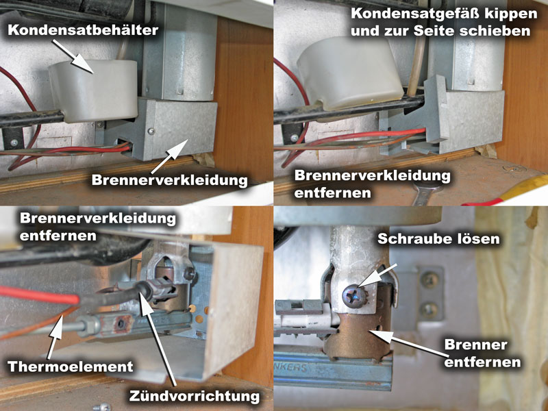 Aufbau Kühlschrank Thermostat : Kühlschrank thermostat tauschen kosten: kühlschrank kaputt was kann